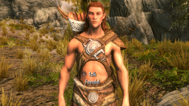 Faendal (with texture mods)