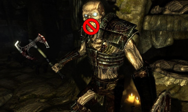 Draugr don't breathe SSE