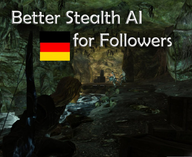 Better Stealth AI for Followers - Deutsche Uebersetzung