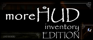 moreHUD Inventory Edition