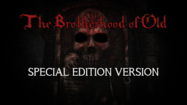 The Brotherhood of Old - Open Beta - Japanese