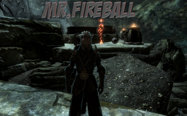 Mr.Fireball