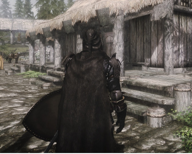 Nights Watch Armor - Ported to SSE