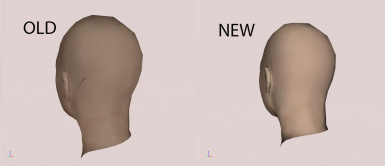 Demoniac Body Texture CBBE - VR Fixes