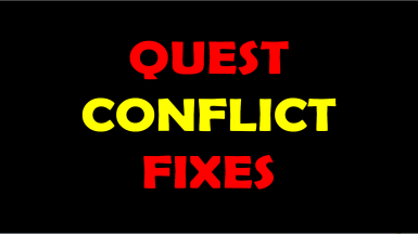 Quest Conflict Fixes - Spanish Translation