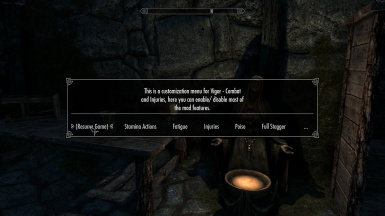 Vigor - Combat and Injuries at Skyrim Special Edition Nexus