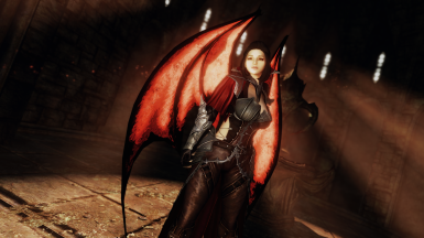 Another Vampire Leather Armor - CBBE SSE BodySlide
