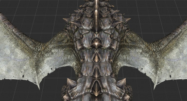Ver_1.4 edits the wing base for a fuller appearance!