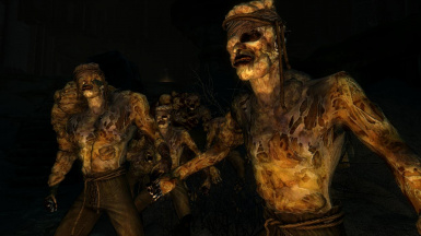 Corprus Victims -Mihail Monsters and Animals (SSE)(mihail immersive add-ons- Dagoth Ur- morrowind)