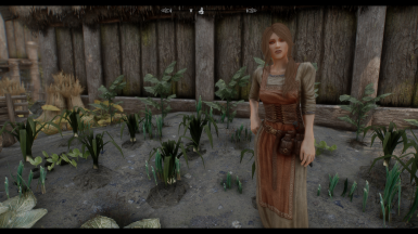The Whiterun blacksmith's wife
