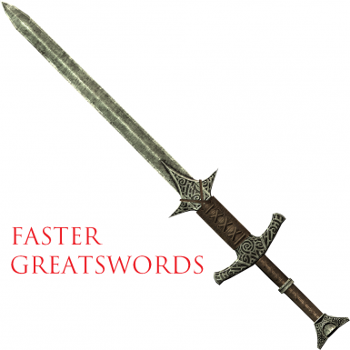 Faster Greatswords