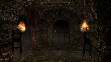 Skyrim Sewers - Outlaws Refuges - Patch