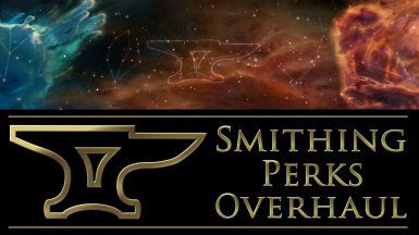 Smithing Perks Overhaul SE