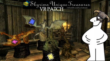 Skyrim's Unique Treasures - VR Patch