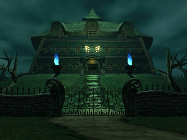 Luigi's Mansion UI Sounds
