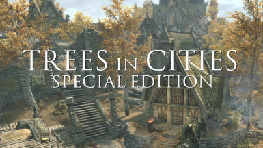 Trees in Cities - Special Edition