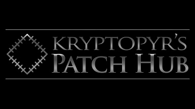 kryptopyr's Patch Hub
