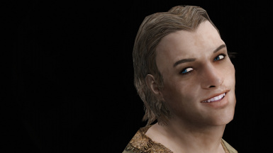 Expressive Facial Animation -Male Edition-