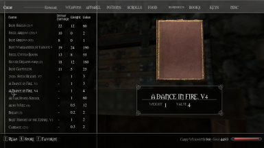 How To Open Inventory In Skyrim Ps4