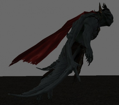 Supreme Vampire Lords fixes leg clipping animation!