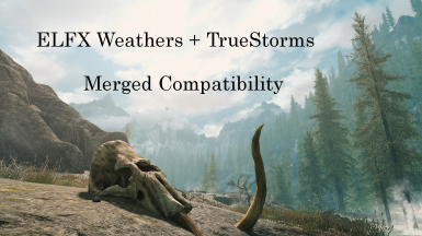 ELFX Weathers - TrueStorms Merged Compatibility SSE