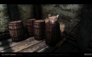my barrel and enb