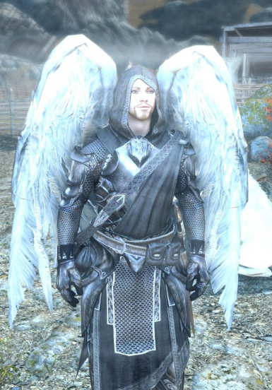 I may have accidentally turned Lucien into some kind of avenging angel.