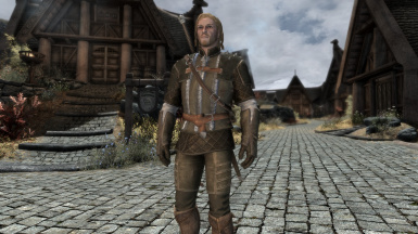 Lucien is a witcher now