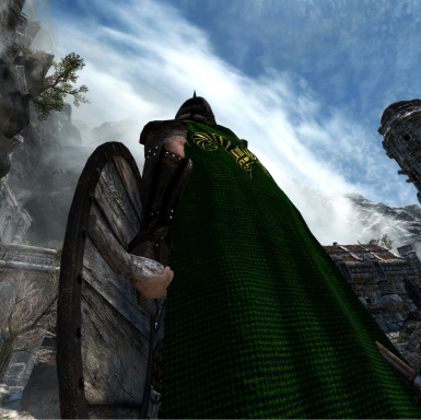 Markarth Cloak Clean version