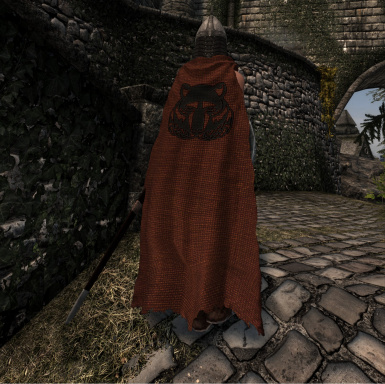 Solitude Cloak Clean version
