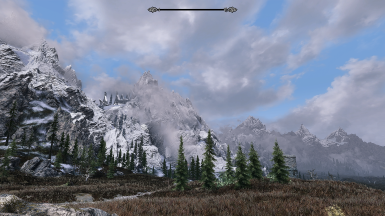 Better Dynamic Majestic Mountains