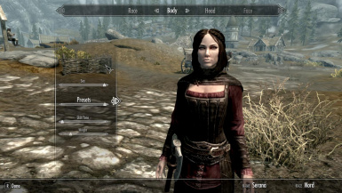 Serana Preset for Female Nord