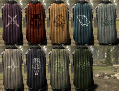 Guard Cloaks