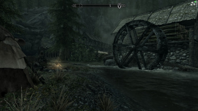 Falkreath Caravan camp