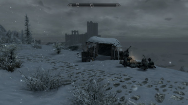 Winterhold Caravan camp