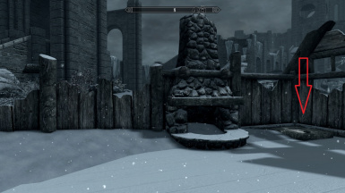 The Hole, Winterhold
