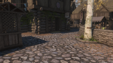 optional cobblestone texture