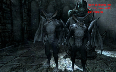 Bat Vampire Lord at Skyrim Special Edition Nexus - Mods and Community