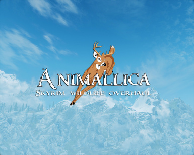Animallica SE - Skyrim Wildlife Overhaul