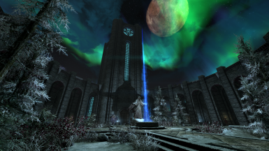 Obscure's College of Winterhold at Skyrim Special Edition Nexus