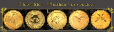 Five Cities - Multiple Currencies