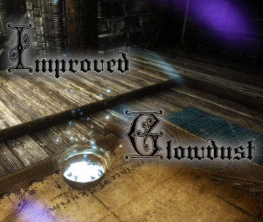 Improved FireyFireSalts - FrostyFrostSalts - GlowingGlowdust SSE
