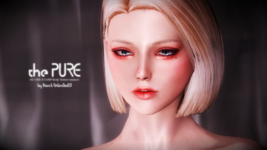 The Pure CBBE and UNP - 4K or 8K Female Skin Textures at Skyrim