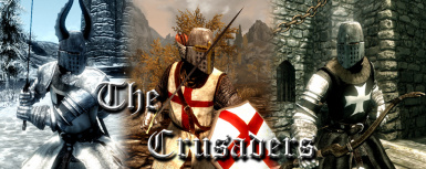 Crusaders Knights SSE - Medieval Armors