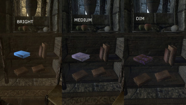 Unread Books Glow SSE with MCM