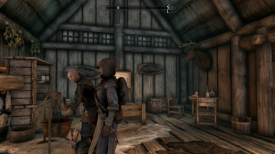 Bosmer male and imperial female 2