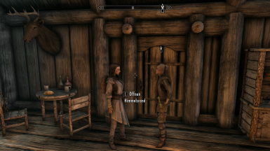 Bosmer male and imperial female 1