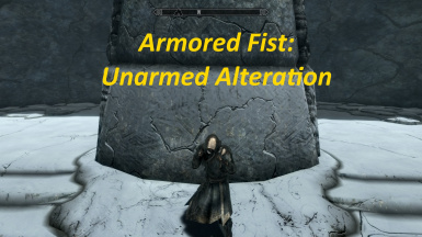 Armored Fist - Unarmed Alteration