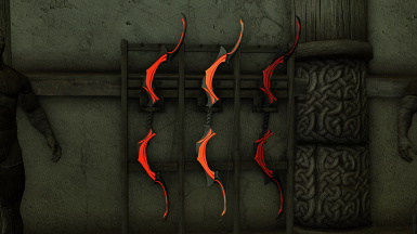 4K Texture - 2013 Glow Map - Red Glow