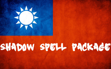Shadow Spell Package - Traditional Chinese Translation